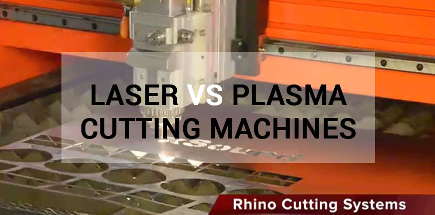 Laser Cutting Plasma Cutting