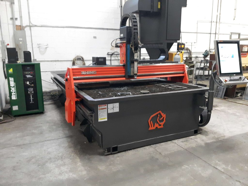CMC Plasma Cutting Machine